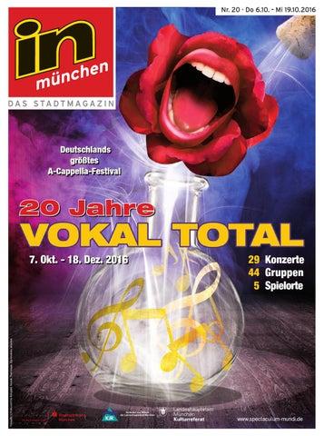 41cb34970248df in münchen - Das Stadtmagazin Nr. 20 2016 by InMagazin Verlags GmbH ...