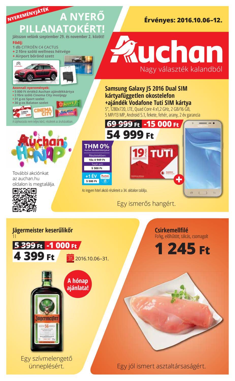 203fa546b560 Auchan honap katalogus 2016 10 06 12 by myhungary.net - issuu