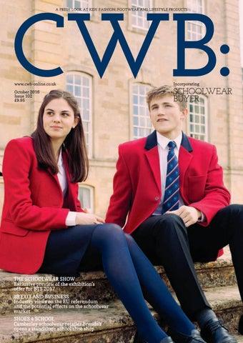 bfea3bae73 CWB MAGAZINE OCTOBER ISSUE 102 by fashion buyers Ltd - issuu