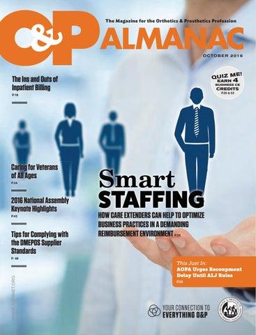 October 2016 O&P Almanac by AOPA - issuu