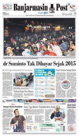 Banjarmasin Post Kamis 25 September 2016 by Banjarmasin Post - issuu 1e27ea96a7