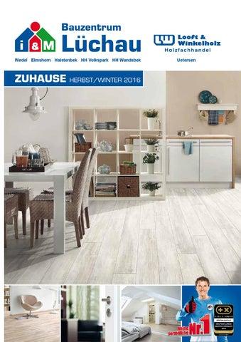 Bauzentrum Lüchau U2013 Herbst / Winterkatalog By FULLHAUS   Issuu