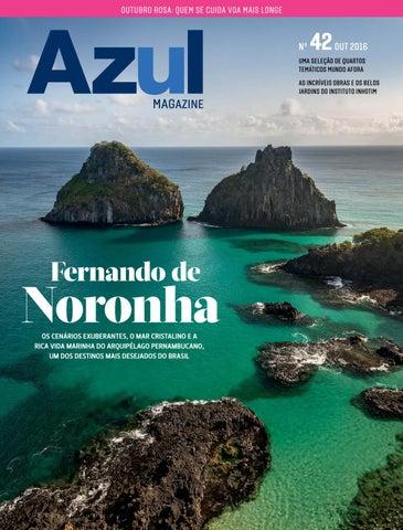 ece8f38b761 Azul Magazine - Edição 42 by Editora Ferrari - issuu