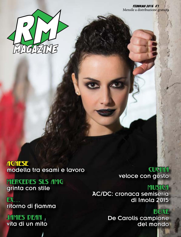 Numero 1 by RM Magazine - issuu d32d28fbeaf4
