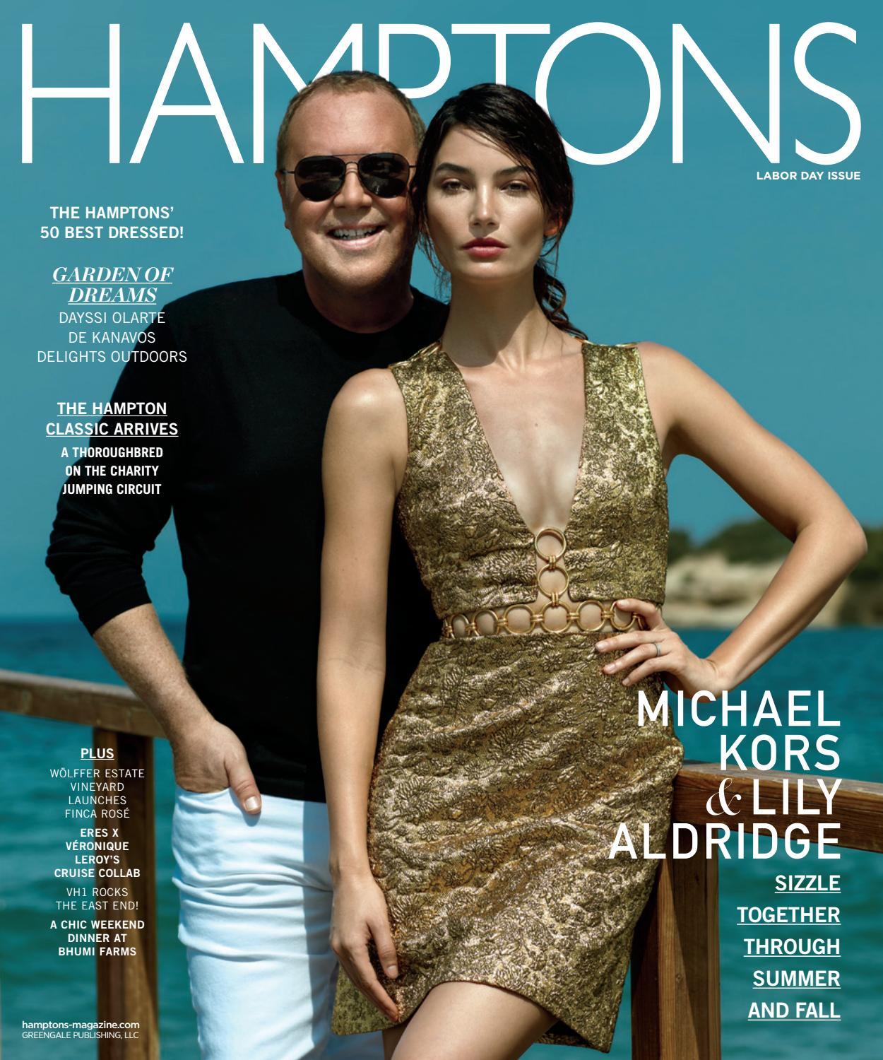 d69439d83ba6 Hamptons - 2016 - Issue 11 - Labor Day - Michael Kors + Lily Aldridge by  MODERN LUXURY - issuu