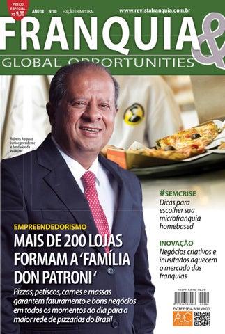 e1c43df3e Revista Franquia   Global Opportunities - Edição 80 by Revista ...