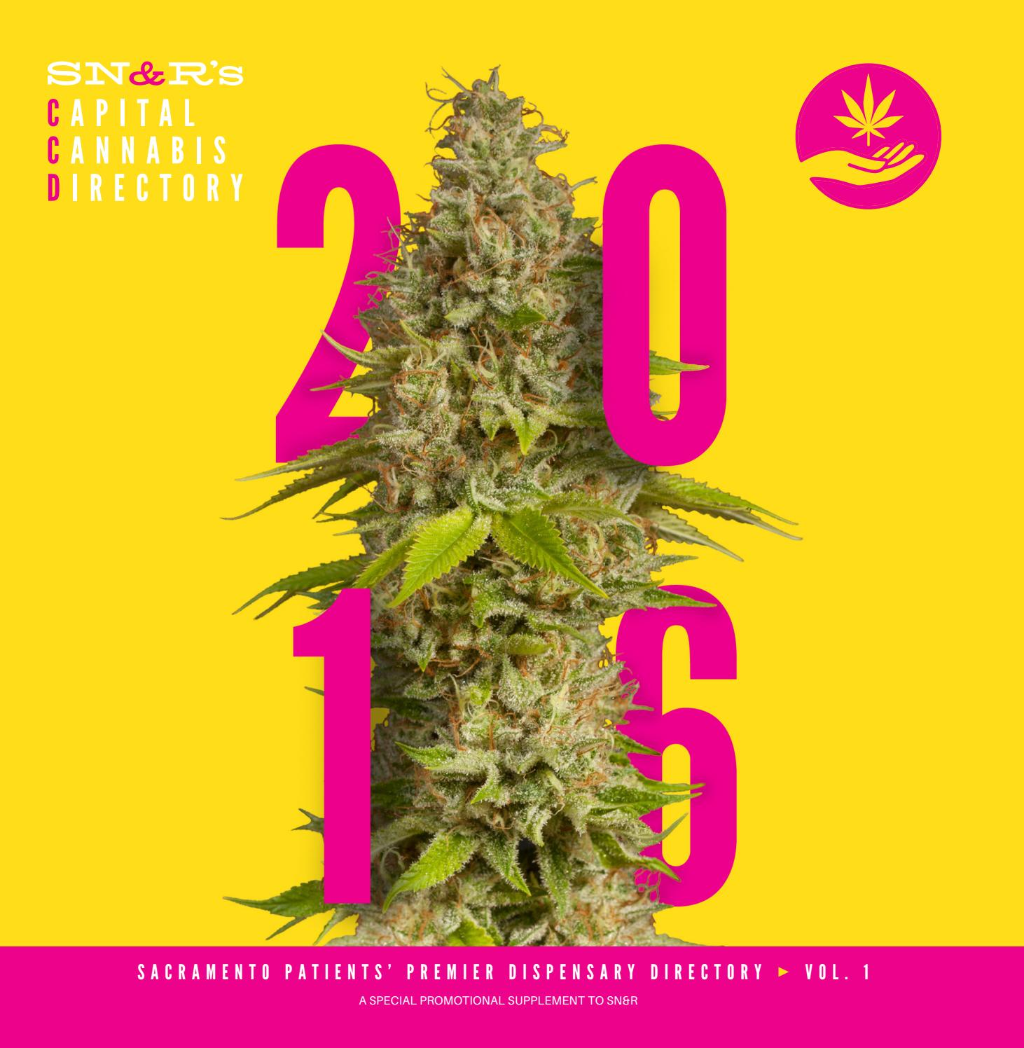 Capital Cannabis Directory 2016 by News & Review - issuu