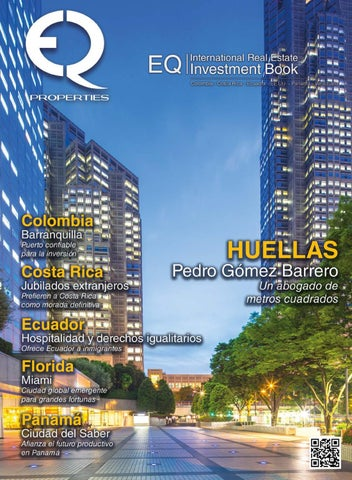 Revista Equity, International Real Estate Investment Book by Revista ...