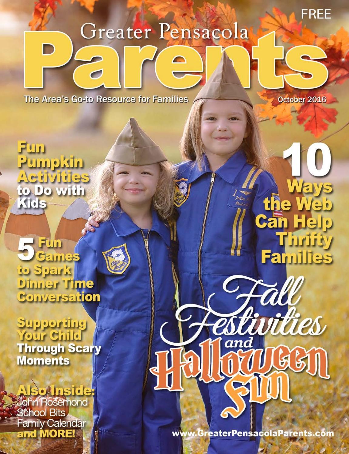 Greater Pensacola Parents October 2016