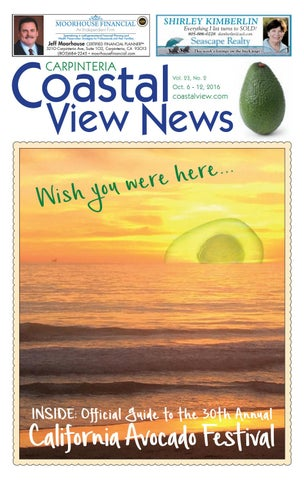 Coastal View News October 6 2016 By Coastal View News Issuu