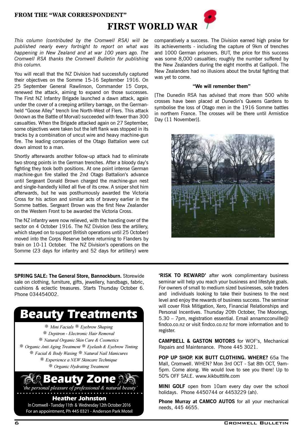 Bulletin 1500 by Cromwell Bulletin - issuu