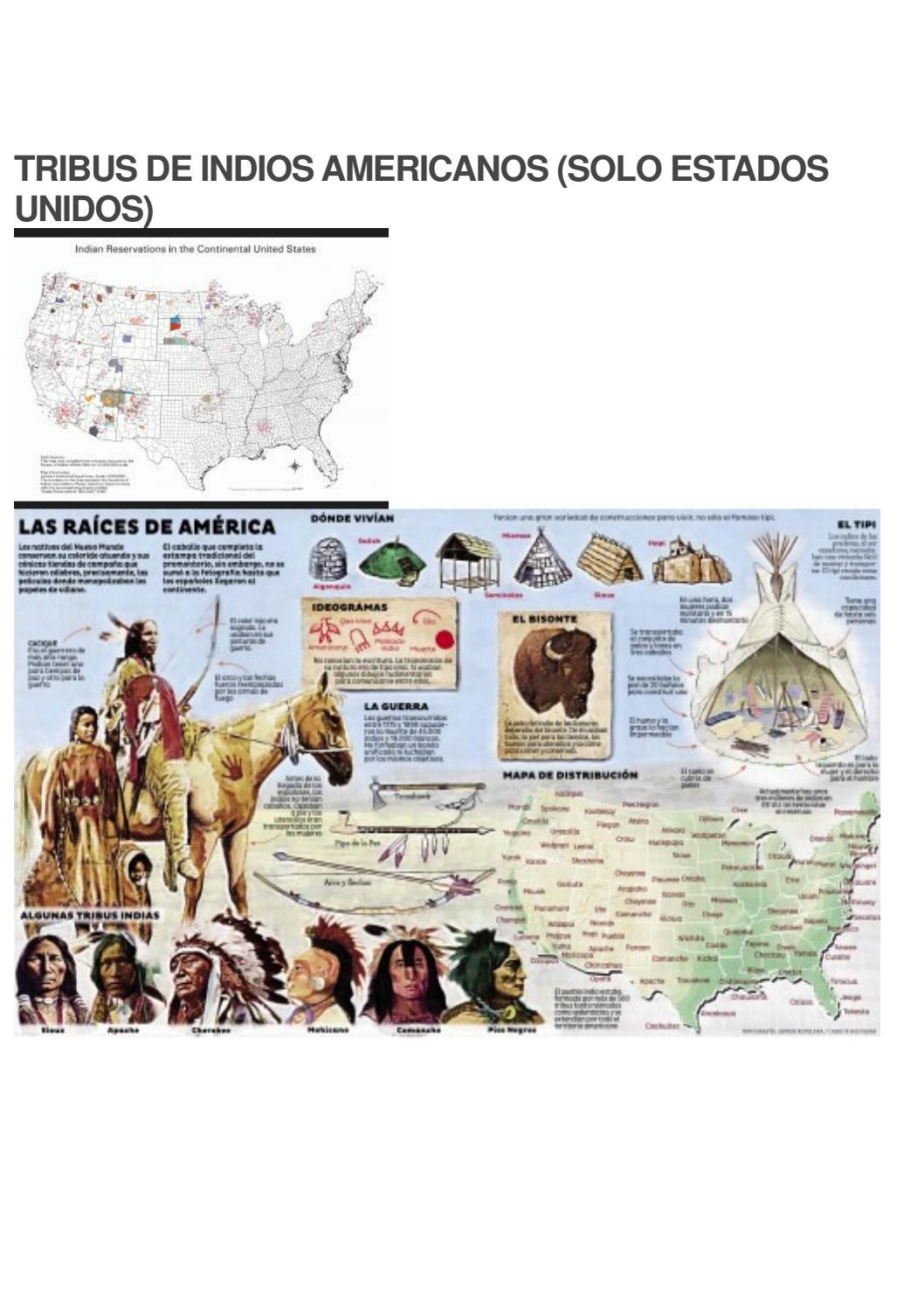 Tribus de indios americanos del norte by jolupisa - issuu