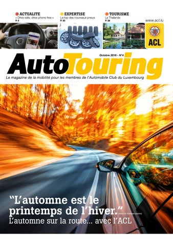 b98c1d16b095 Autotouring - Octobre 2016 by ACL - issuu