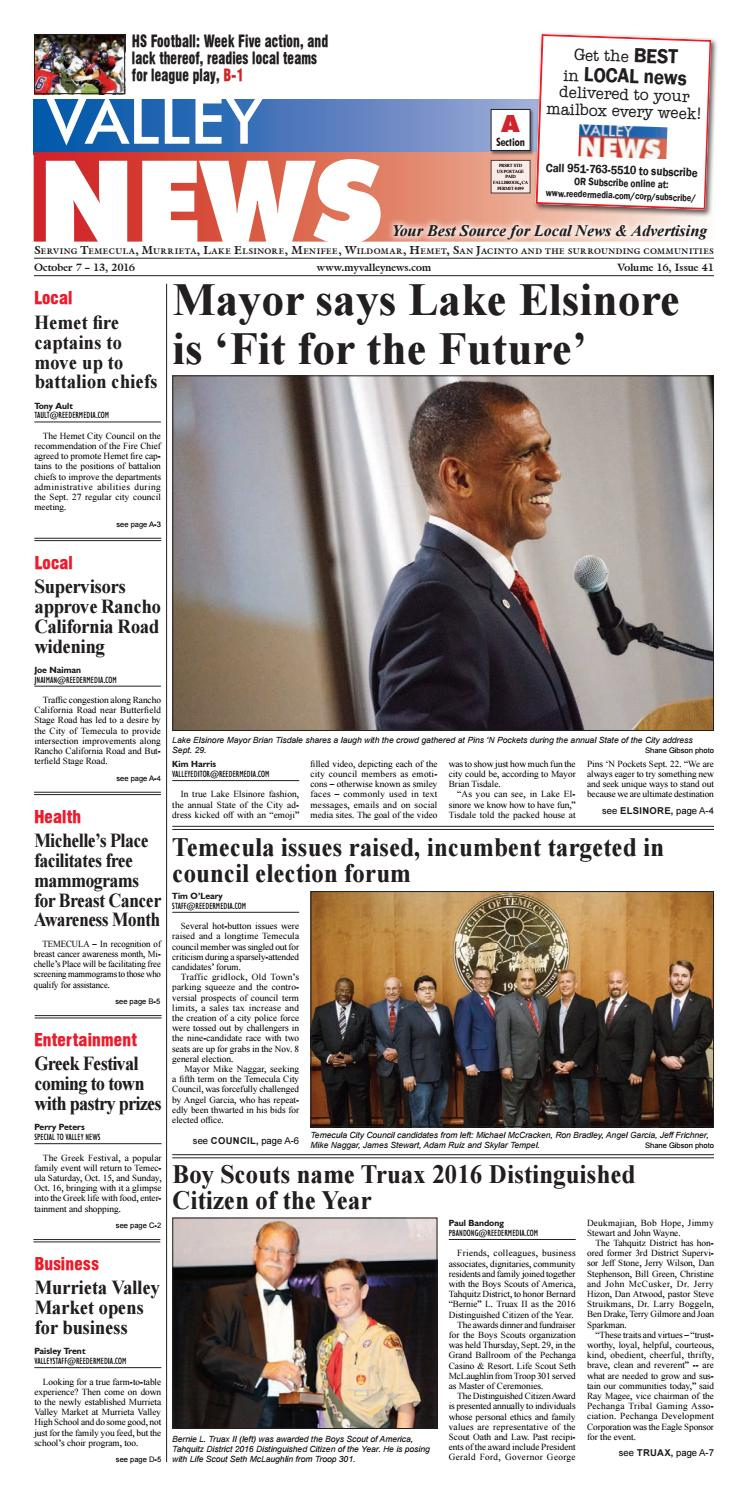 Temecula Valley News By Village Inc Issuu Donwload Solve Elec 25 Free Electronic Electric Tool Xtronic