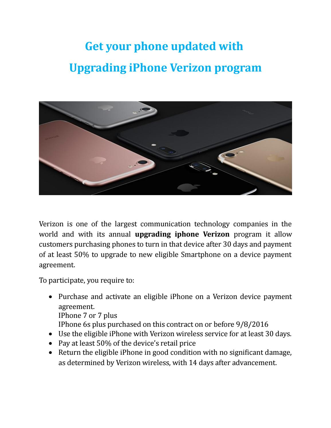 will verizon activate iphone 6