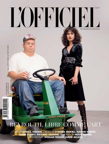 69 Levant L'officiel Issue Issuu By LevantOctober OXPkuZi