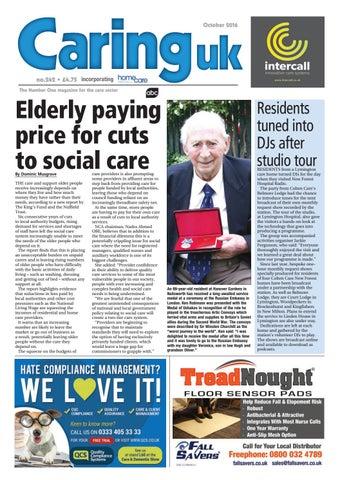 Mapplewell manor cqc report a death