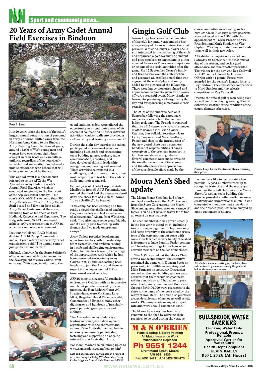 Afx Army Cadets northern valleys newsnorthern valleys news - issuu
