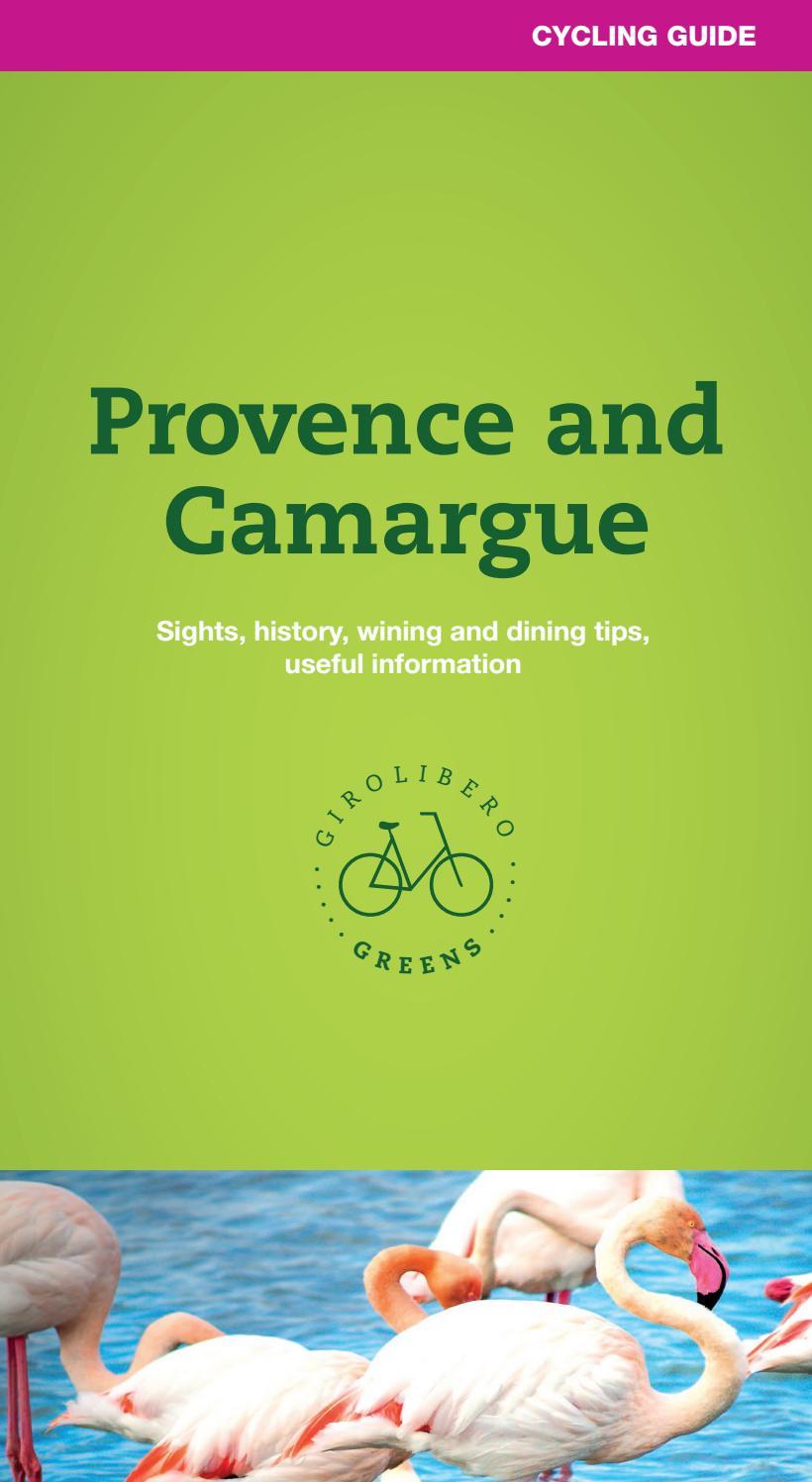 Provence And Camargue By Girolibero Issuu