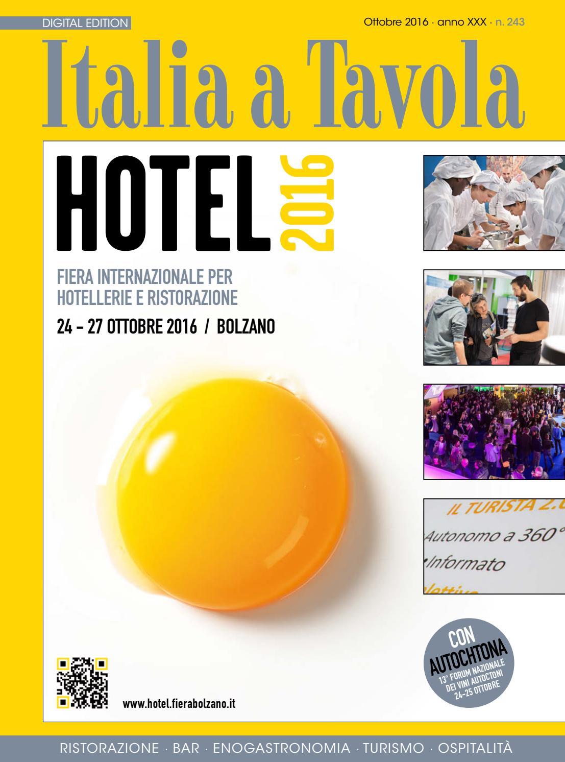 Italia a Tavola 243 Ottobre 2016 by Italia a Tavola - issuu aba671acde6
