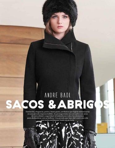 André Badi Sacos y Abrigos by Andre Badi - issuu 411a74b59274