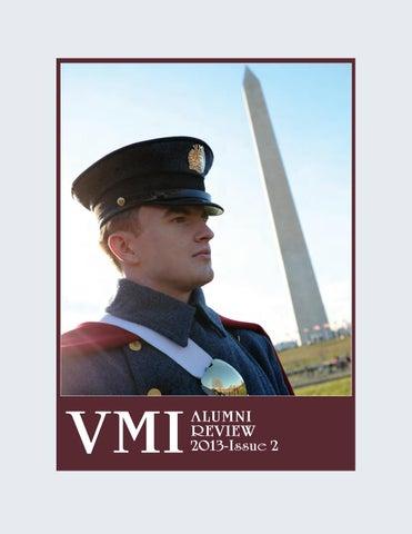 Alumni Review 2013 Issue 2 by VMI Alumni Agencies - issuu 45e738d7ae5a