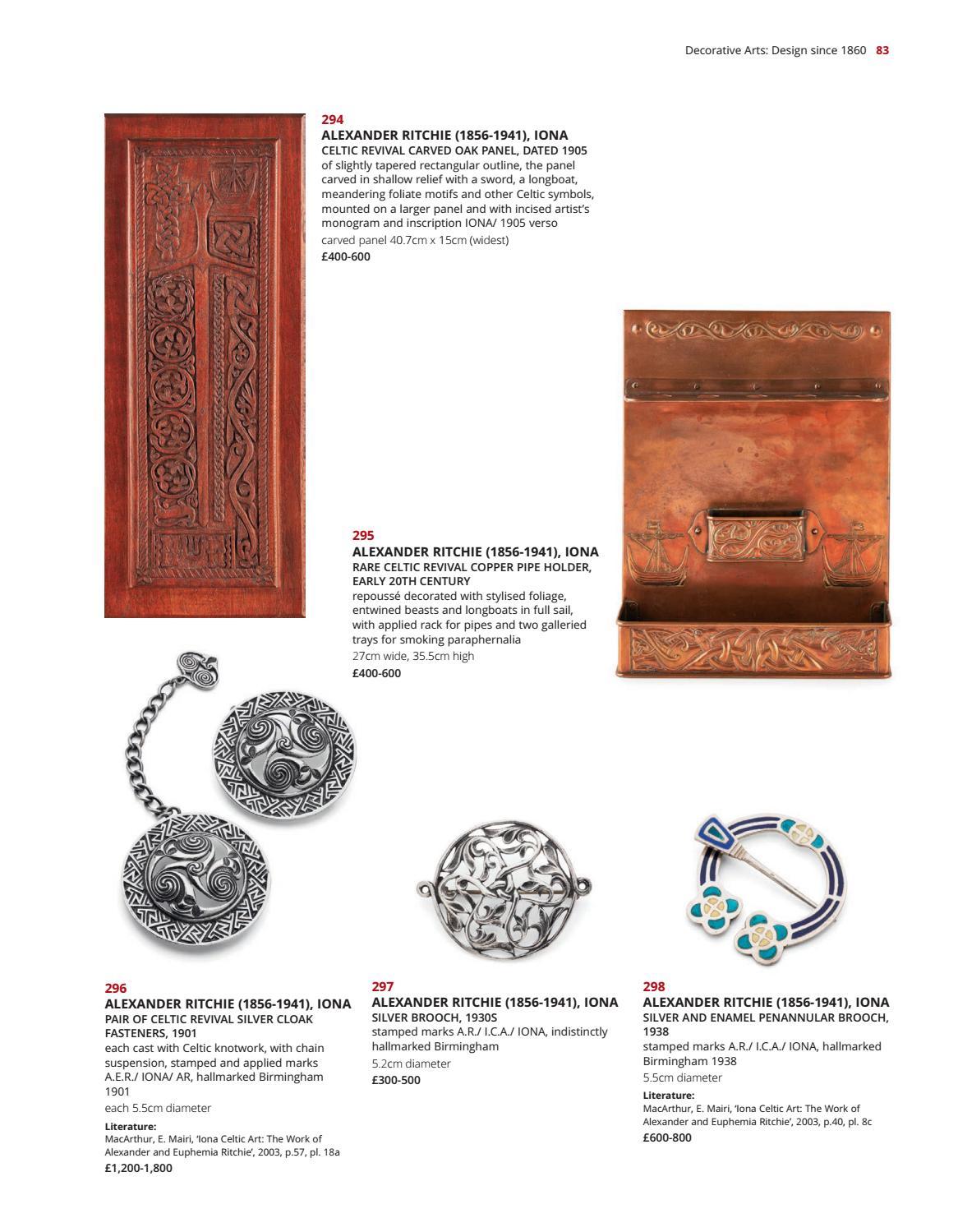 Decorative Arts: Design Since 1860 | 26th October 2016