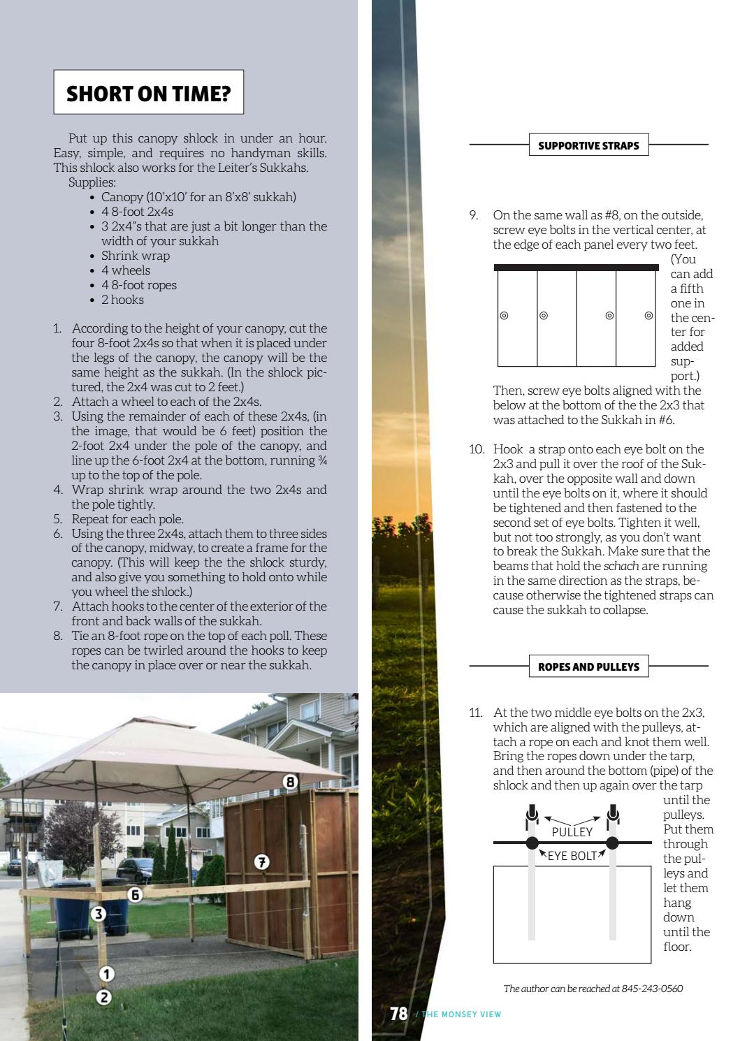 Issue 70 by The Monsey View - issuu
