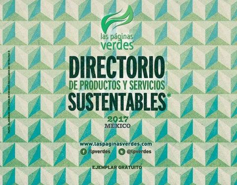 213834830d69a Las Páginas Verdes 2017 by Las Paginas Verdes - issuu