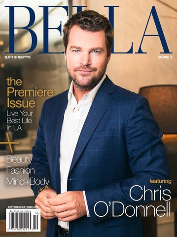 4d29db653 BELLA LA - Premiere Issue 2016 featuring Chris O Donnell by BELLA ...
