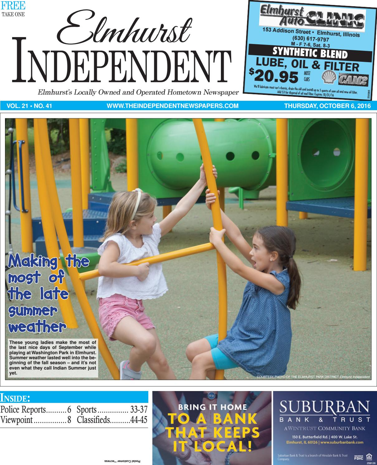 Ei 10 6 16 by Southern Lakes Newspapers / Rock Valley Publishing - issuu