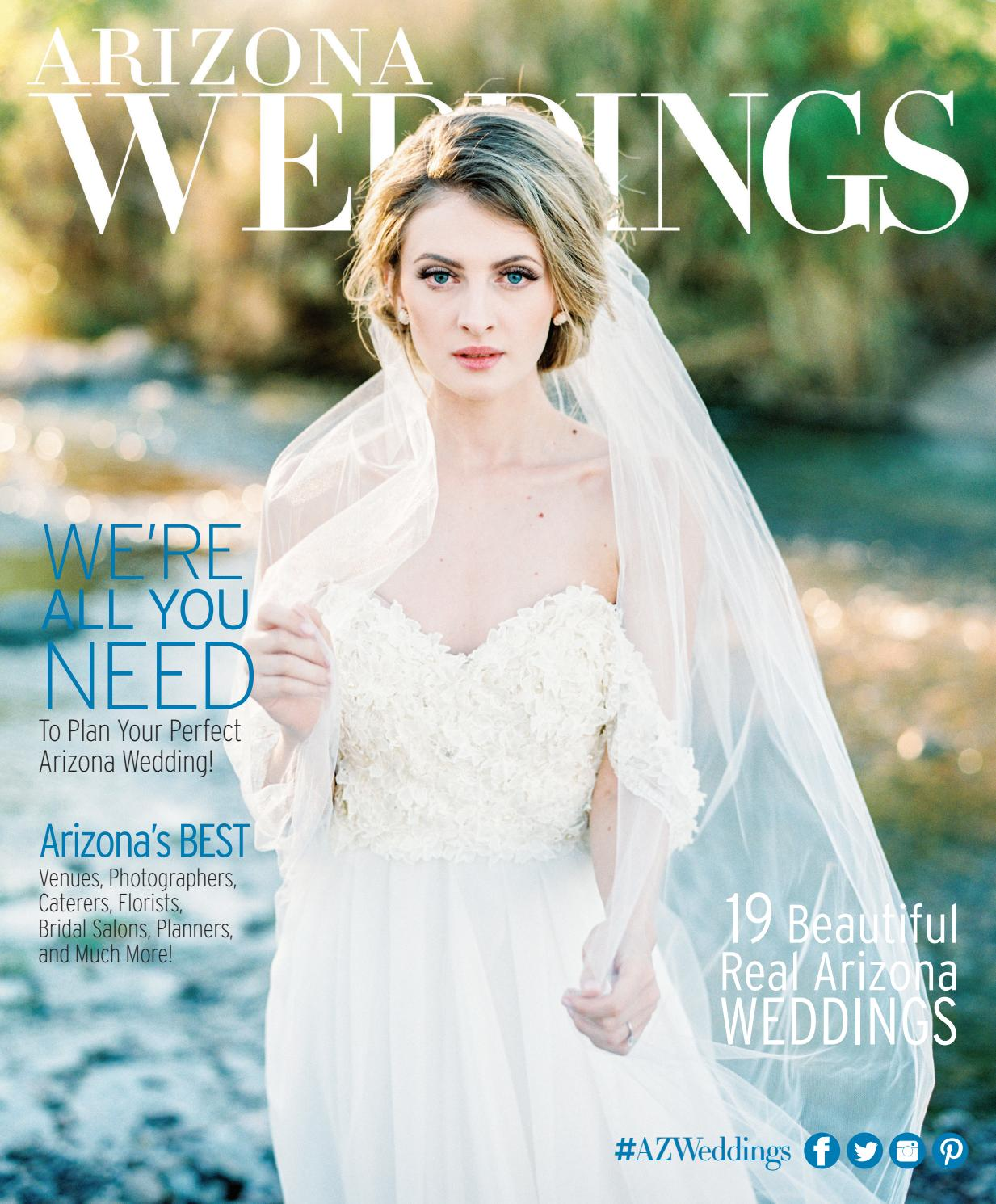 Arizona Weddings - Oct Nov 2016 by Arizona Weddings Magazine   Website -  issuu 205ec0503