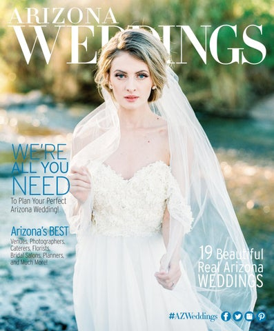 74c9e873f3c Arizona Weddings - Oct Nov 2016 by Arizona Weddings Magazine ...