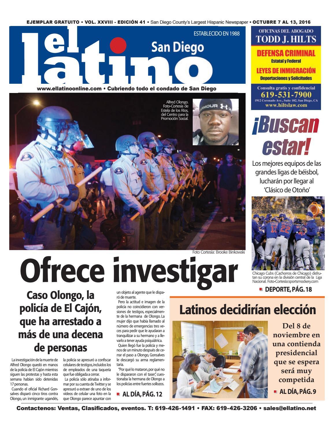 Seamos policias latino dating