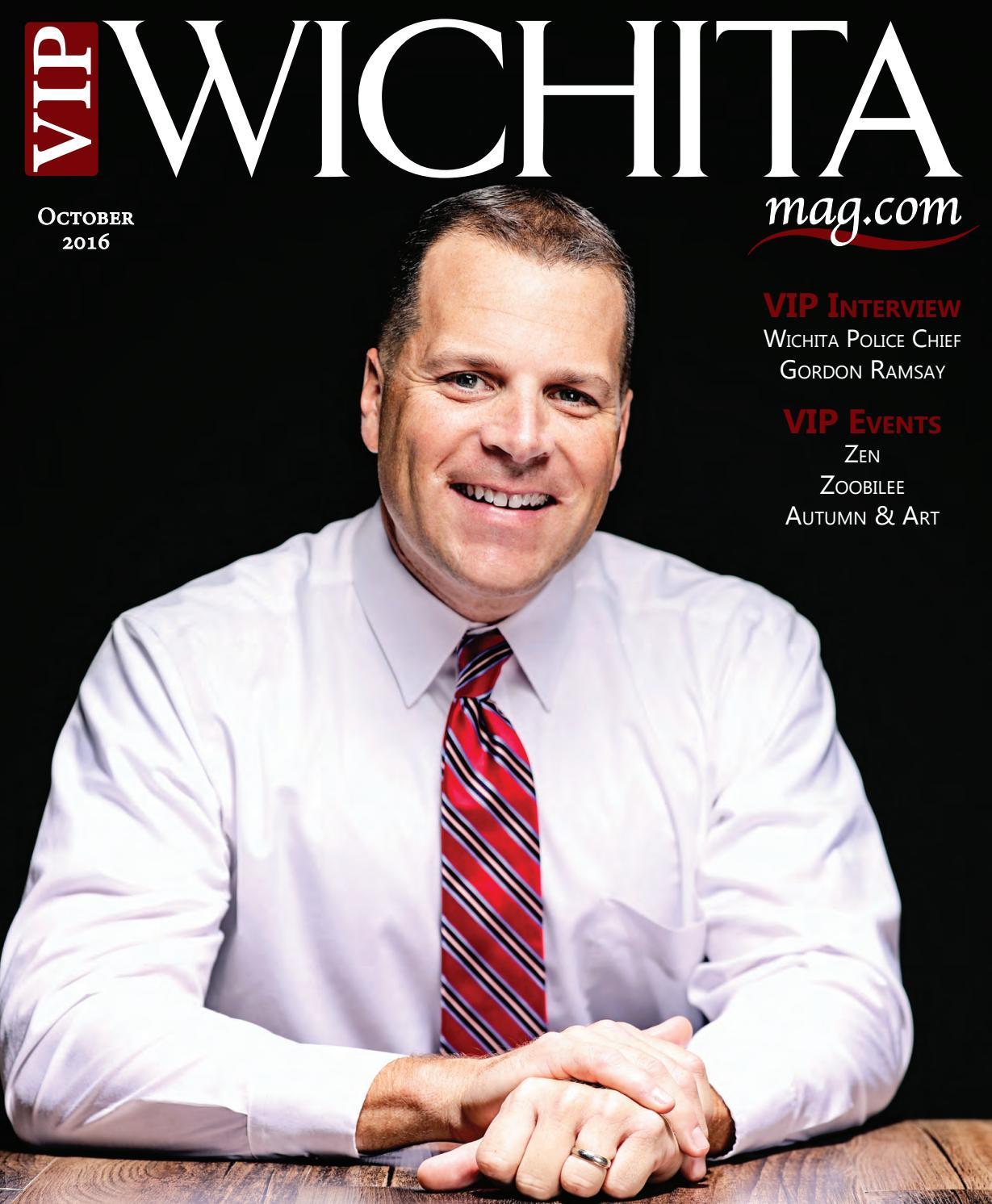 Vip Wichita Magazine October 2016 By Vip Wichita Magazine Issuu