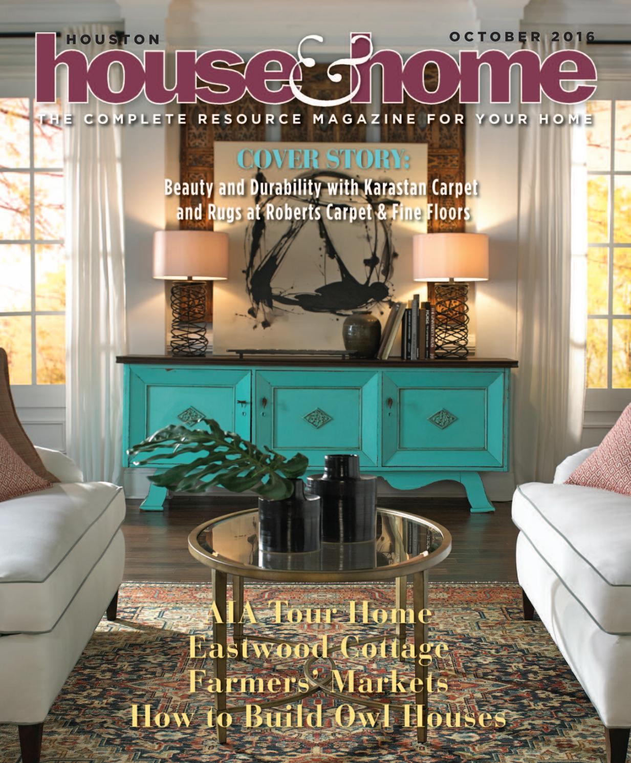 1016 Houhousehome Vir By Houston House Home Magazine Issuu