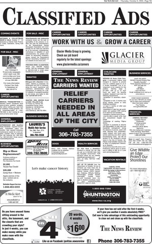 Classified Ads Archive -