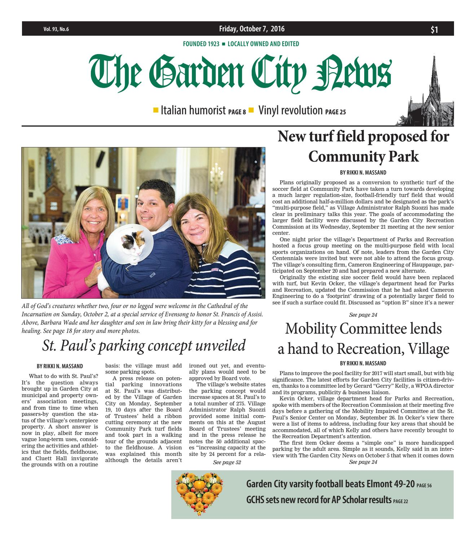 The garden city news by litmor publishing issuu nvjuhfo Images