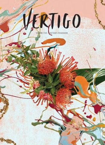 2016 Volume 5 Antiques Roadshow by UTS Vertigo - issuu