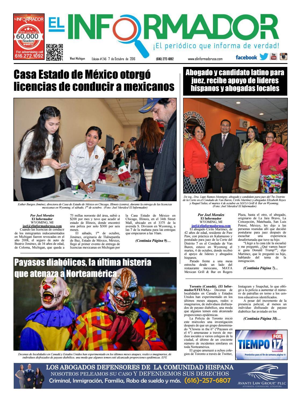 EDICION DEL 7 DE OCTUBRE by el informadorusa - issuu