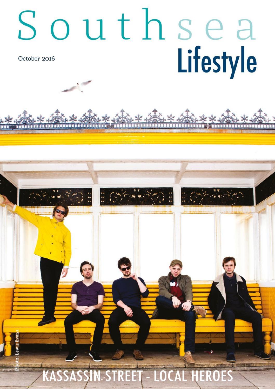 Southsea Lifestyle October 2016 by Salad Publishing - issuu
