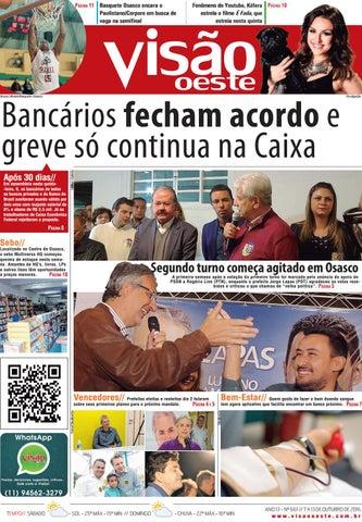 Jornal661 by Visão Oeste - issuu 59eb8aee09