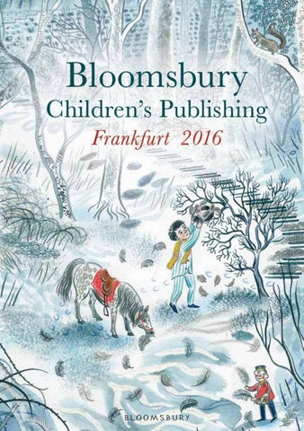 Bloomsbury Childrens Publishing Frankfurt 2016 By Bloomsbury