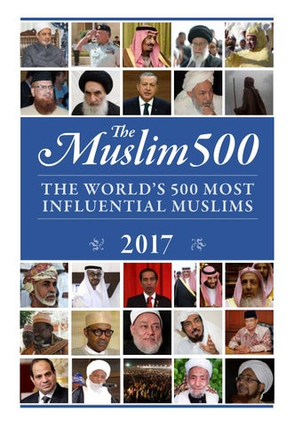 0dce1fdd The Muslim 500 2017 lowres by sorbon sorbonov - issuu