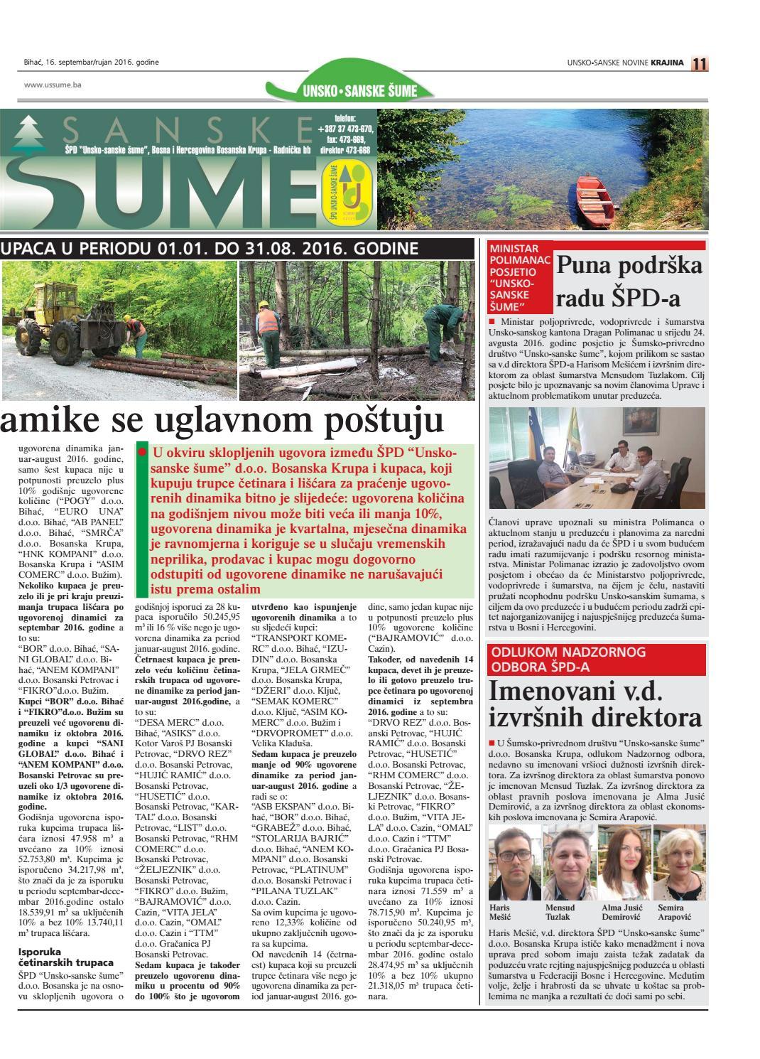 Najbolje besplatne web stranice za upoznavanje Bosanska Krupa Bosna i Hercegovina