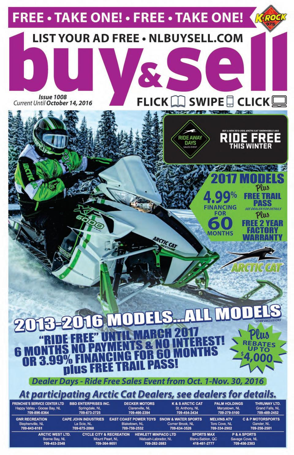 Buy & Sell Magazine 1008 by NL Buy Sell - issuu