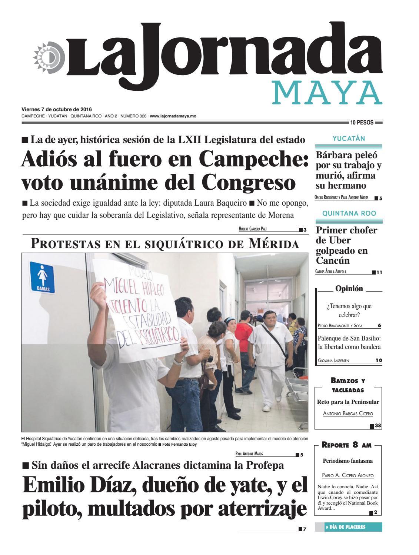 Muebles Gaza Ocotlan - La Jornada Maya Viernes 7 De Octubre 2016 By La Jornada Maya [mjhdah]https://lookaside.fbsbx.com/lookaside/crawler/media/?media_id=10156256118846983