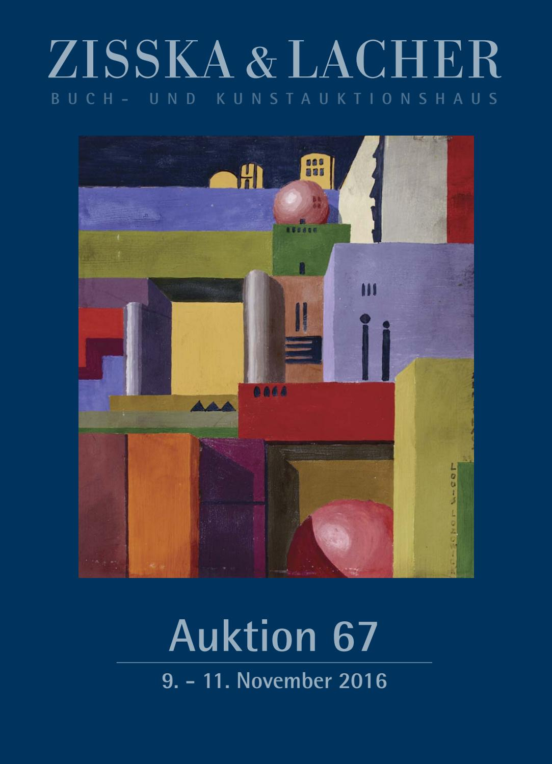 Zisska & Lacher - Auktion 67, November 2016 - Teil 1 - auction 67 ...