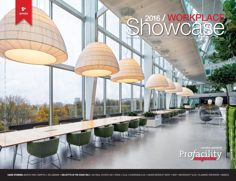 2016 Profacility workplace fr by showcase Business 5j4ARL