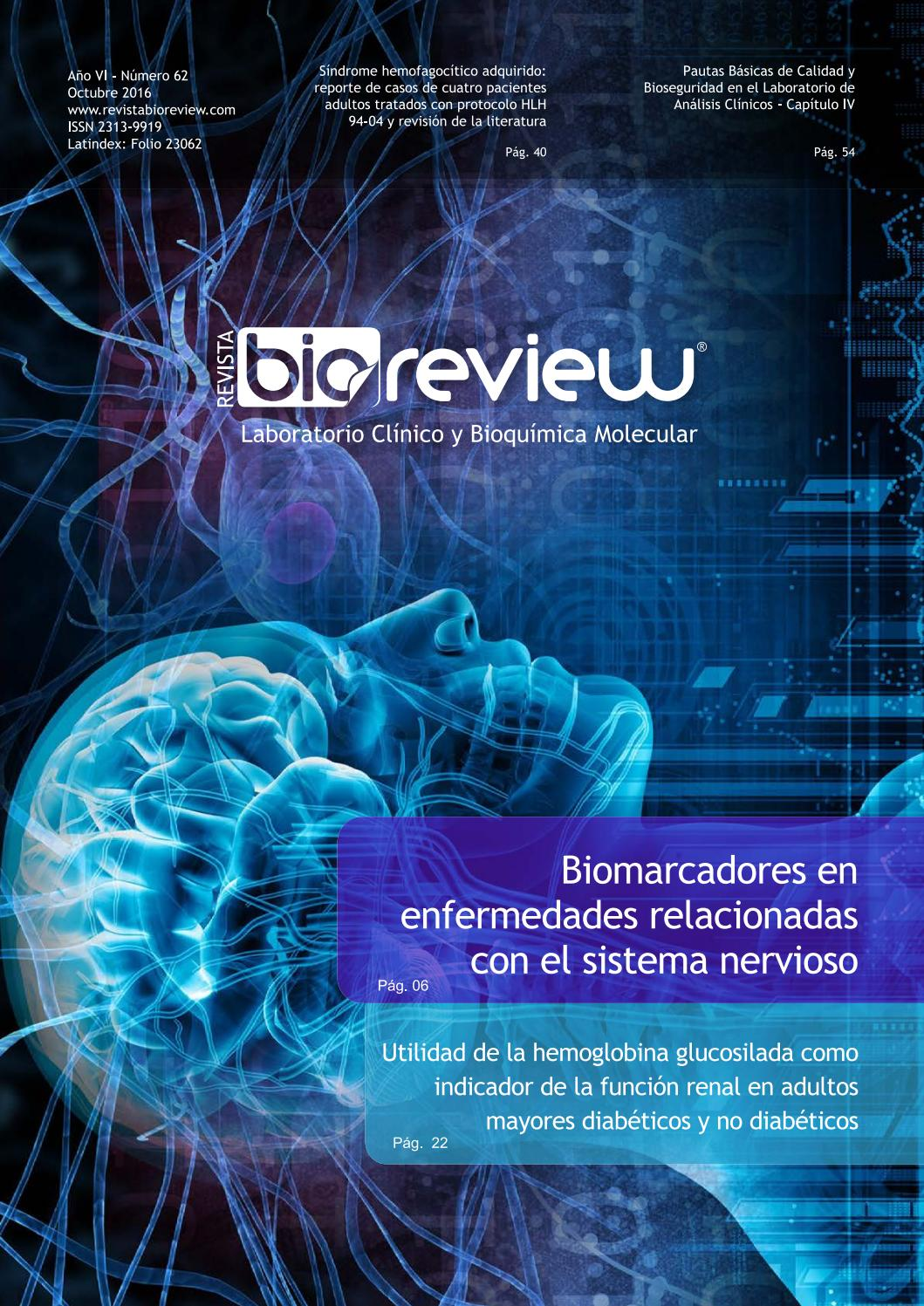 Revista Bioreview 62 Octubre 2016 by RW SA - issuu